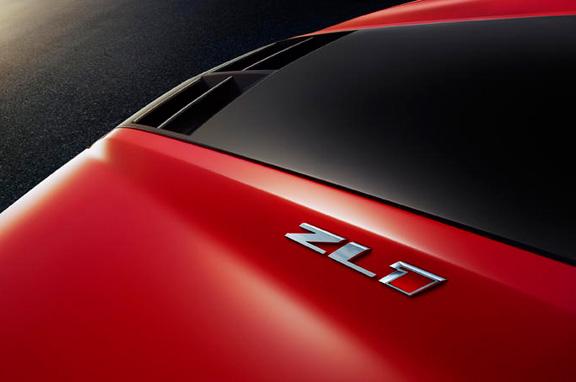 Chevrolet Camaro ZL1 2012