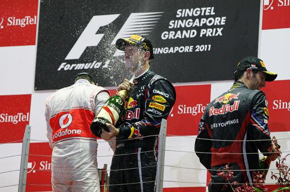 F1 en Singapur