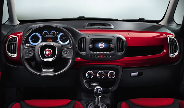 Fiat 500L 1.6 Multijet 105 y 1.4 Multiair Turbo 165