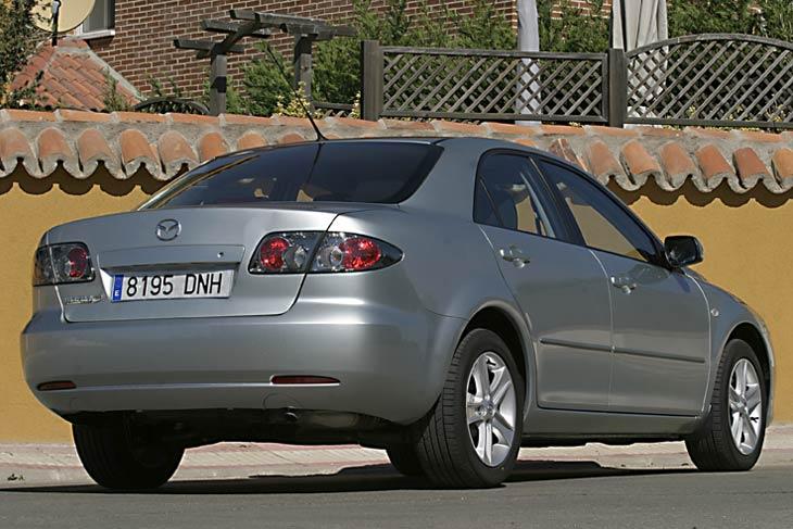 Mazda 6 1.8 Active 120 CV