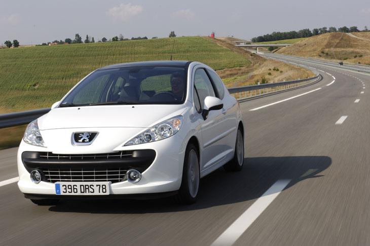 Peugeot 207 1.6 THP 150 CV