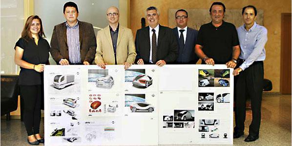 Concurso de Diseño de Autopista Nissan UPV