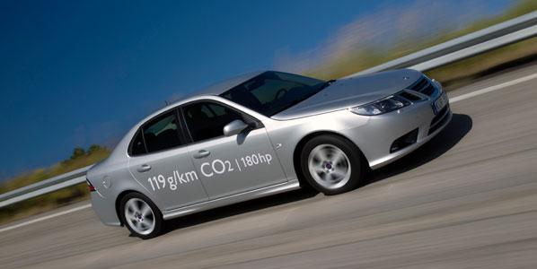 El Saab 9-3 TTiD, ahora más eficiente