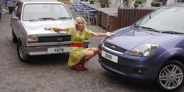 Ford Fiesta, 35 años entre nosotros