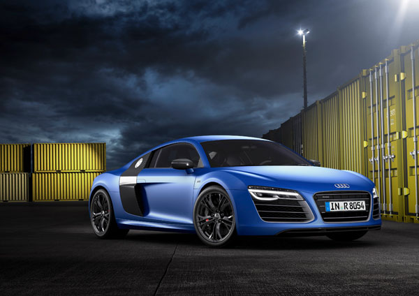 Audi R8 el contacto