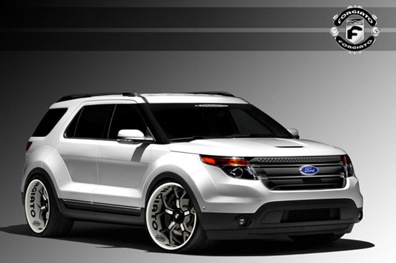 range rover evoque based on ford explorer. Black Bedroom Furniture Sets. Home Design Ideas