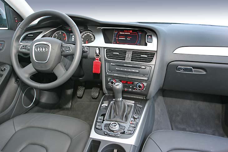 Audi A4 2.0 TDi-120 detalles