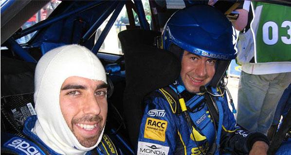 Xevi Pons vuelve al WRC