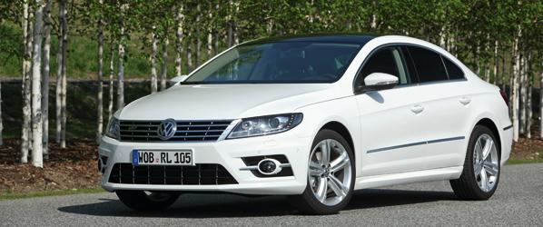 Nuevas versiones R-Line para VW Passat, Passat Variant y CC