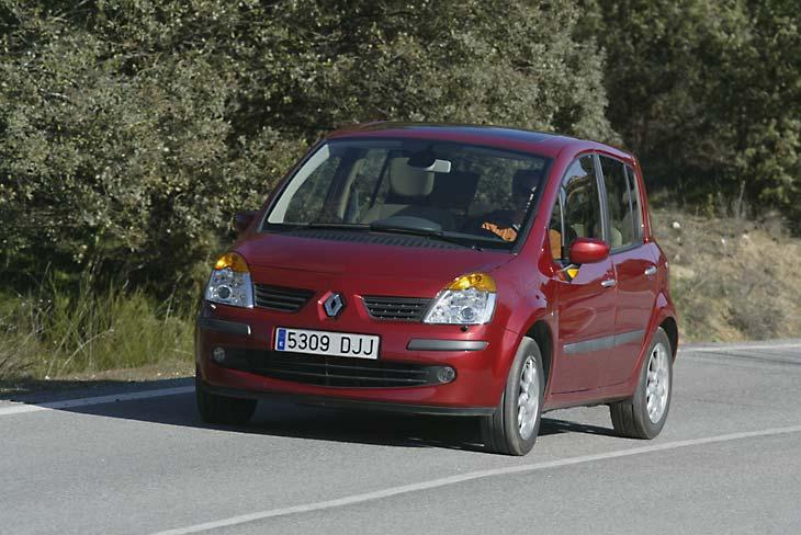 Renault Modus dCi 105 CV