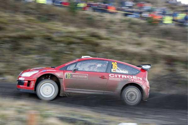 Habrá equipo B en Citroën