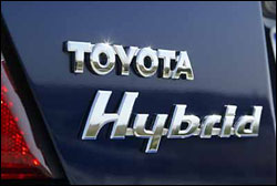 Un millón de euros para coches híbridos en Castilla y León
