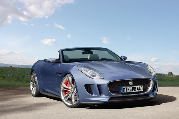 Los coches de lujo que vienen: Jaguar XE Roadster.