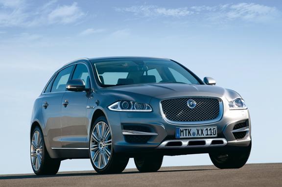 Los coches de lujo que vienen: Jaguar SUV.
