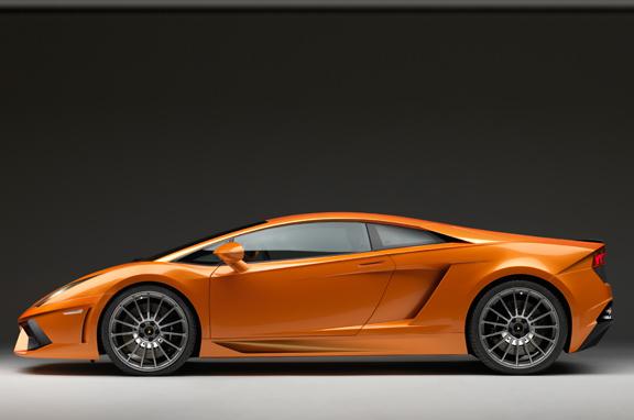 Los coches de lujo que vienen: Lamborghini Cabrera.