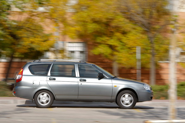 Lada Priora Station Wagon Luxe