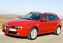 Alfa Romeo: el proyecto 159
