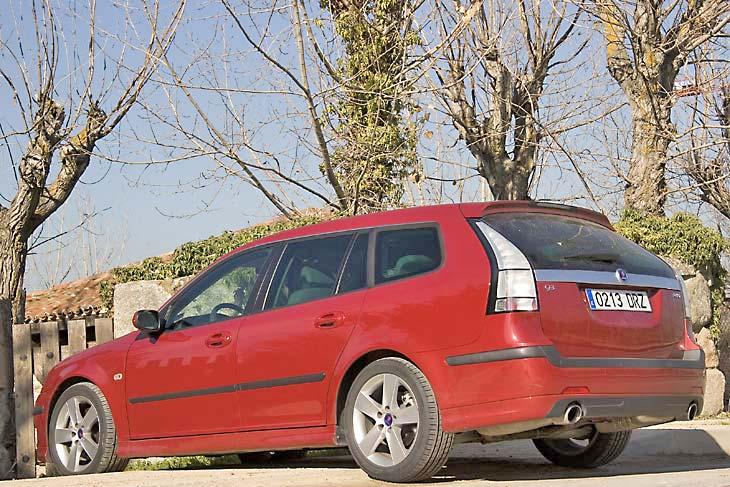 Saab 9-3 Sport Hatch Aero
