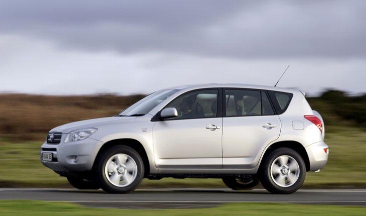 El nuevo RAV4 contará con potentes mecánicas.