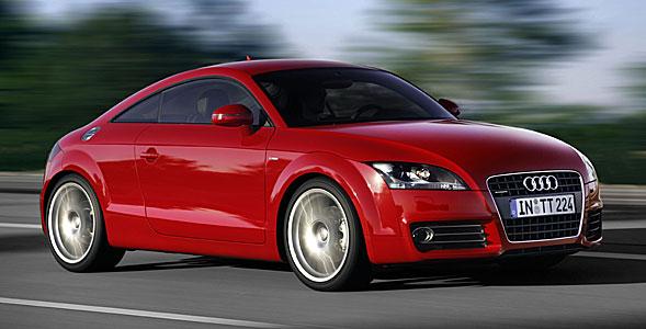 Audi TT 2.0 TDI Coupé y Roadster
