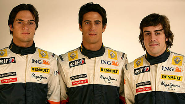 Di Grassi ficha por Racing Engineering