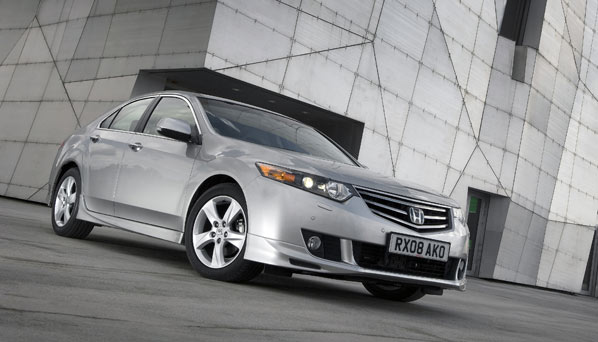 Honda Accord 2.2 i-DTEC 180 CV