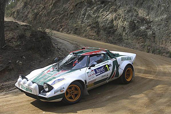 Rally Costa Brava histórico