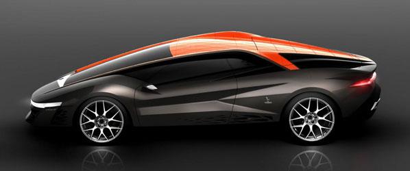 Bertone Nuccio Concept, pasado y futuro