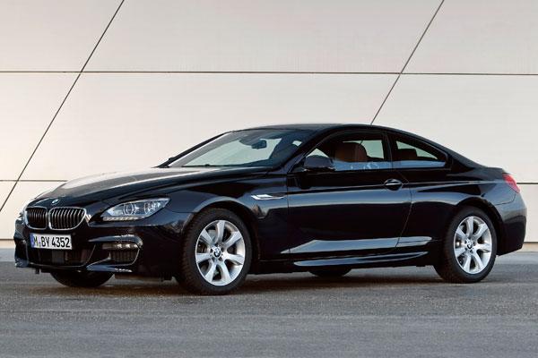 BMW Serie 6, 313 CV y tracción total