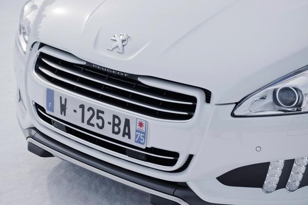 Peugeot 508 RXH el contacto