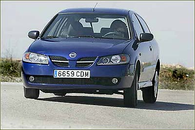 Nissan Almera 1.5 dCi 3p