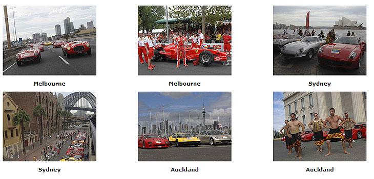 60 aniversario Shell Ferrari