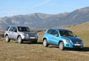 Land Rover Freelander2 2.2 Td4 frente a VW Tiguan 2.0 TDI