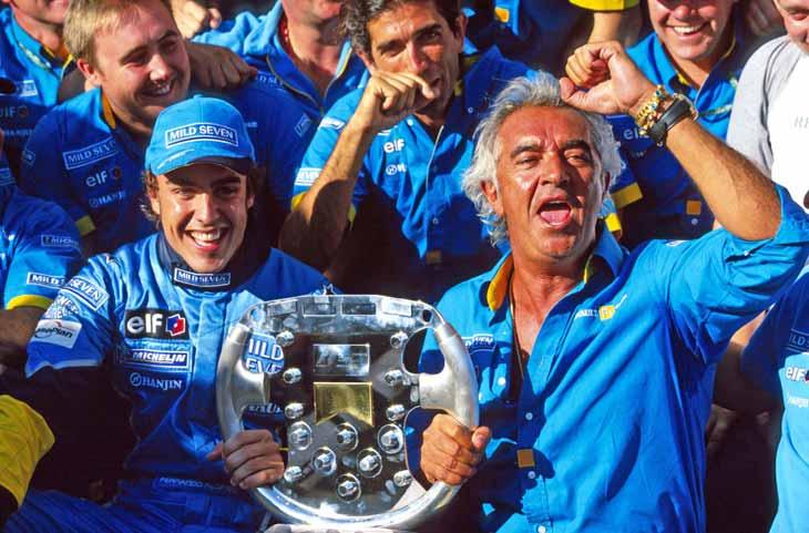 España en la F1