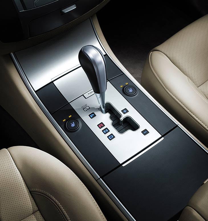 Hyundai ix55, al detalle