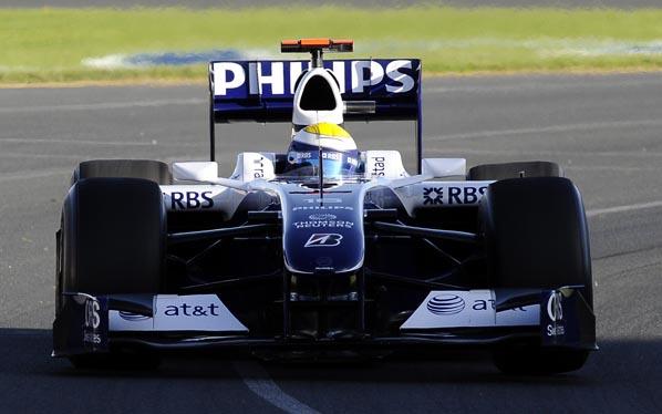 Entrenamientos libres GP Australia