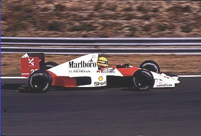 Ayrton Senna 3