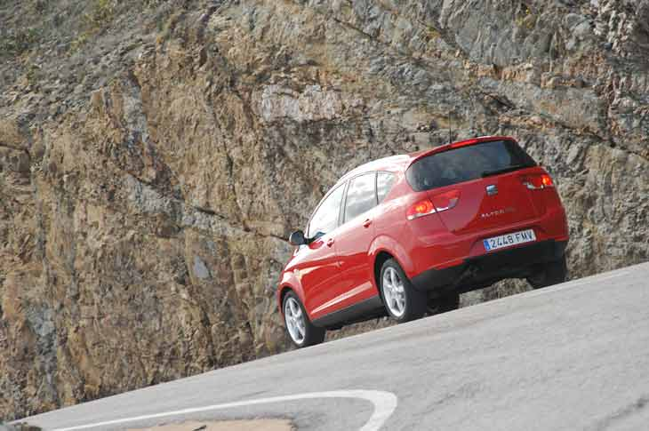 Seat Altea XL 1.8 TFSI 160 hp