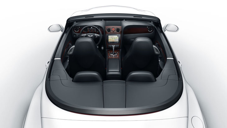 Bentley Continental Supersports Convertible ISR.