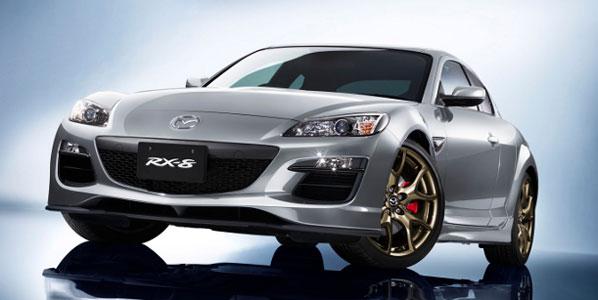 Mazda RX-8 Spirit R, mil unidades más a la venta