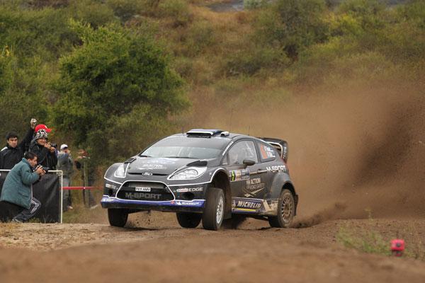 WRC: Rally de Argentina, primera etapa
