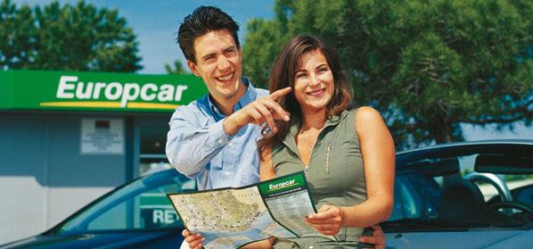 Europcar ofrece el alquiler por horas