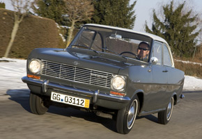 Opel Kadett A (1962-1965)