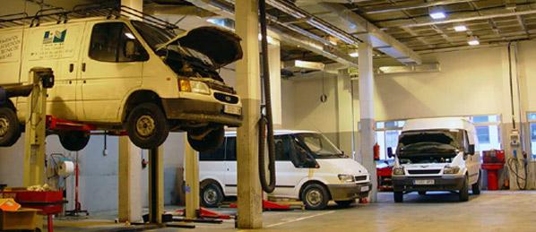 Los talleres desguazarán los coches abandonados