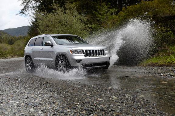 Nuevo Jeep Grand Cherokee