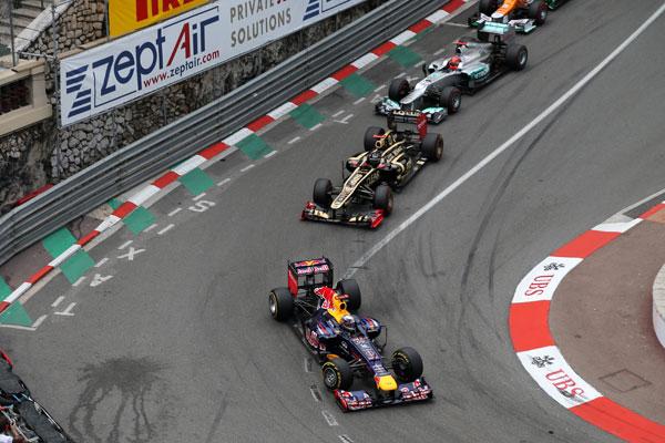 Gran Premio de Mónaco de Fórmula 1
