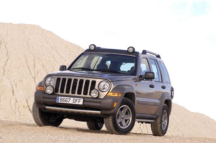 Novedades Jeep II