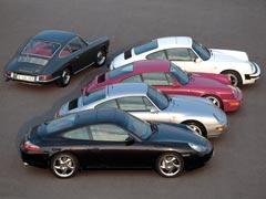El coche mítico de AUTOPISTA: Porsche 911