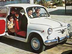 Exposición: 50 años de Seat 600