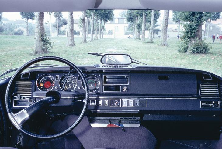 Citroën DS míticos